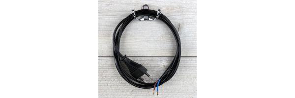 Anschlussleitung mit Stecker 0,75mm²