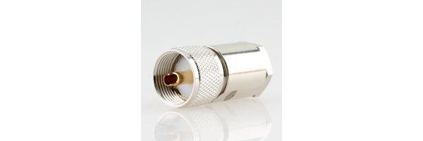 UHF / PL-Adapter / Stecker / Kupplungen