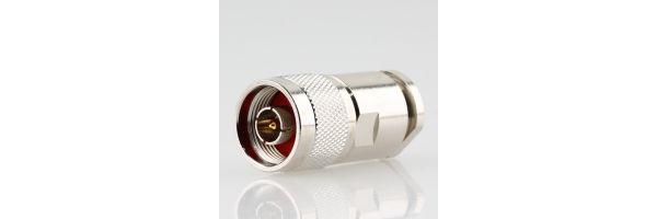 N-Adapter / Stecker / Kupplungen