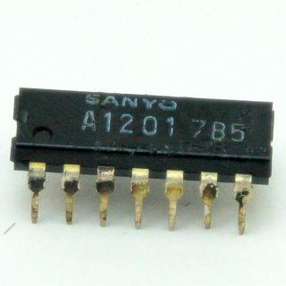 LA1201 IC Sanyo