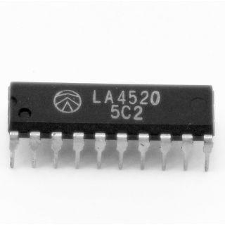 LA4520 IC