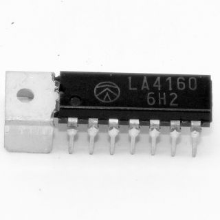 LA4160 IC