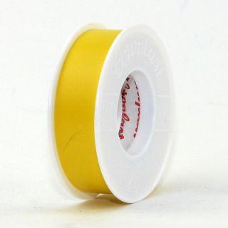 Coroplast PVC Elektro Isolierband gelb Länge 10m Breite 15mm