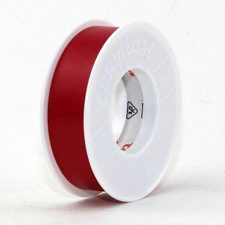 Coroplast PVC Elektro Isolierband rot Länge 10m Breite 15mm
