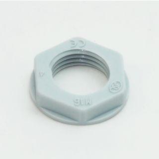 M16 Gegenmutter metrisch grau