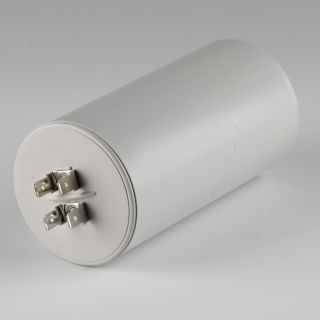 70uF 450V Anlaufkondensator Motorkondensator mit 6,3 mm Flachstecker