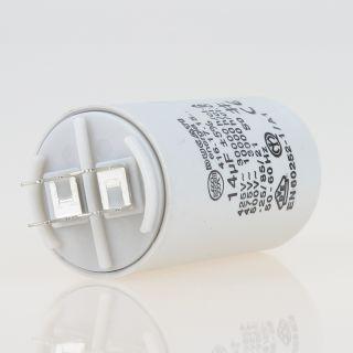 14uF 450V Anlaufkondensator Motorkondensator mit 6,3 mm Flachstecker