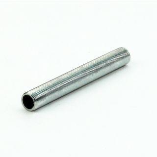Lampen Gewinderohr Länge 100mm verzinkt M13x1x100