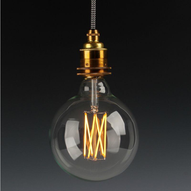 e27 vintage deko led mega edison globe lampe 34 95. Black Bedroom Furniture Sets. Home Design Ideas