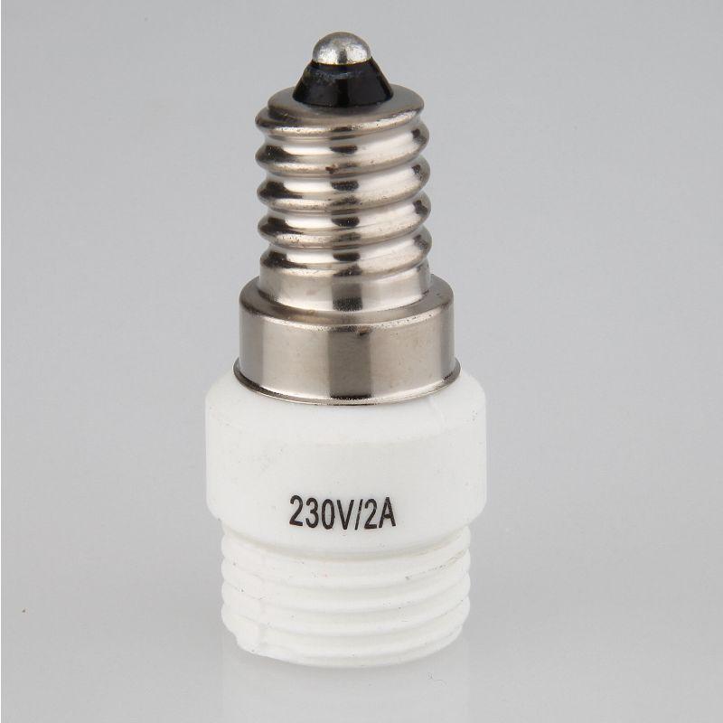 GU10 10 cm Anschlusskabel mit Adernhülsen LED//Halogen-Fassung 230V//maximal 75W
