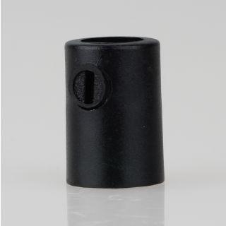 Zugentlaster Kunststoff schwarz M10x1 Innengewinde