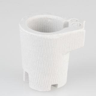 E14 Porzellan Einbau Lampenfassung 250V/2A
