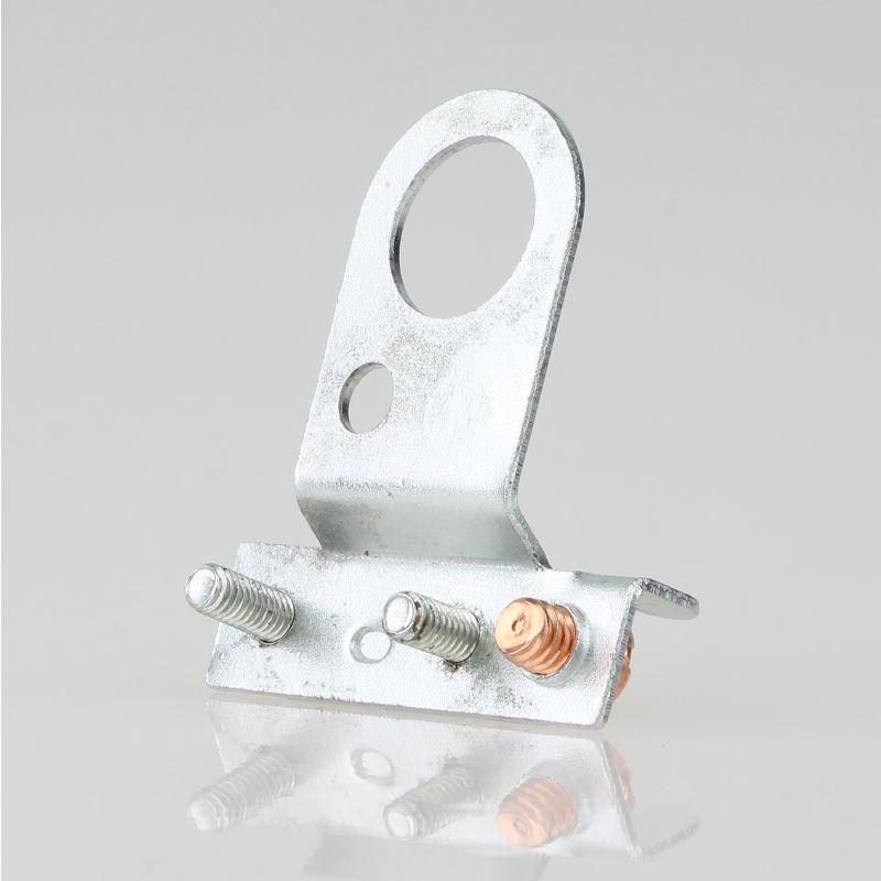 Lampen-Kabelaufhänger Metall verzinkt Kabel Zugentlaster für 16er Rohr mit VUFI