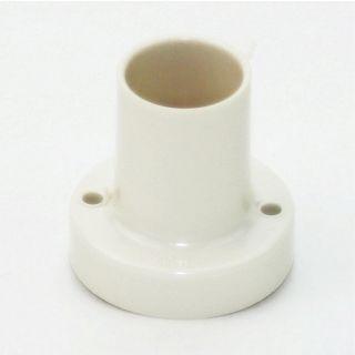 E14 Niedervolt Illu-Fassung weiß für Kleinspannung 12Volt/0,5A