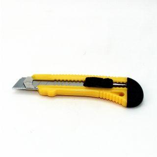 Mehrzweckmesser mit Abbrechklinge mit 18mm Klinge 155x30mm